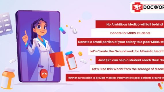 Donate for MBBS students